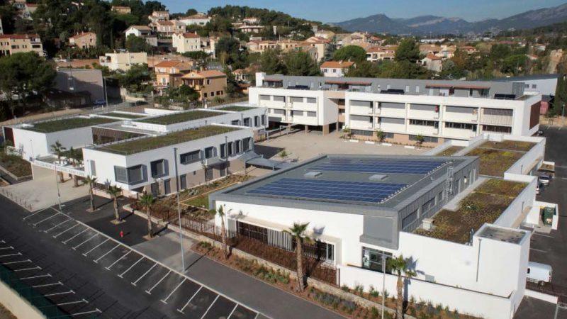 Collège Joliot-Curie à Carqueiranne (83)