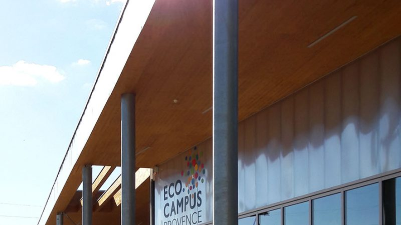 CFA « Energies Renouvelables » Eco-Campus à Sainte-Tulle (04)