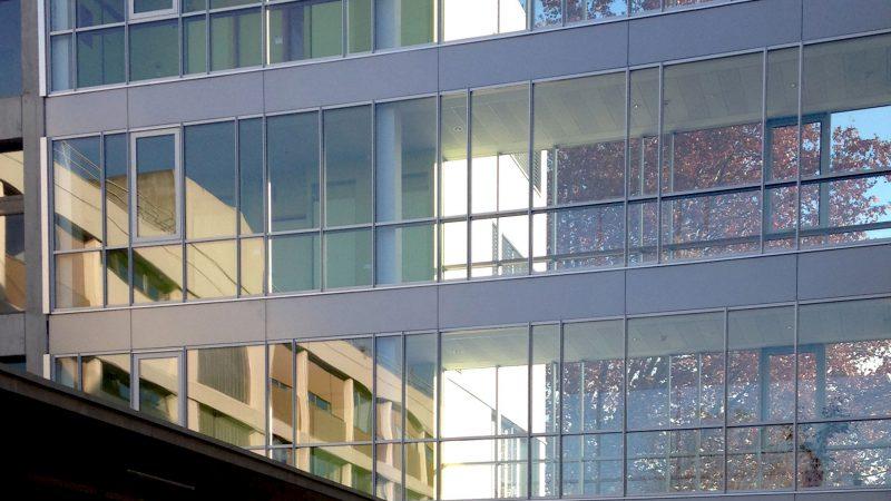 Extension du CERMO / Maison de la Planète UJF à Grenoble (38) Faculté de Physique – Campus Saint-Martin d'Hères