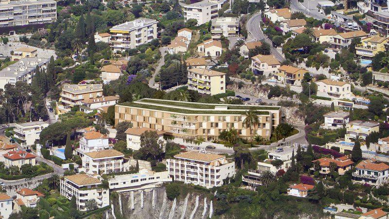 Reconstruction de l'EHPAD de 102 lits « Escalinada » à Villefranche-sur-Mer