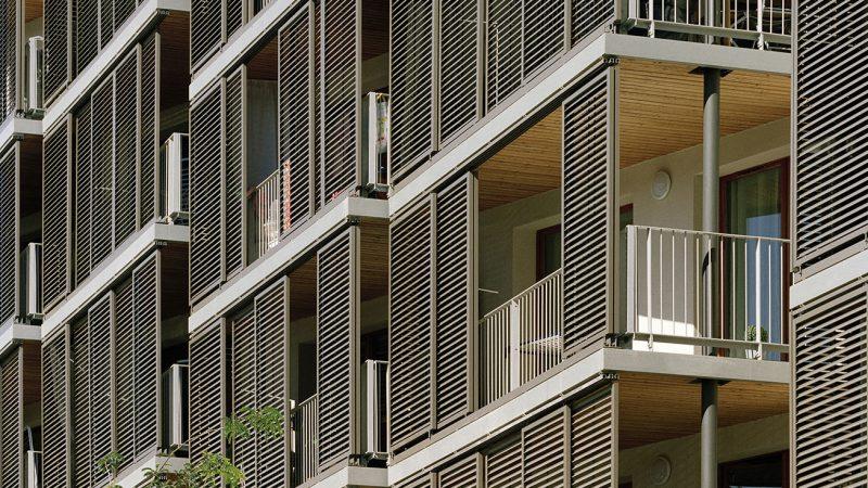 Résidence 40 logements sociaux « Le Guernesey » à Voiron
