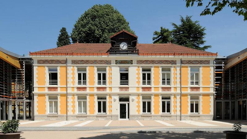Restructuration Externat + 1/2 pension Lycée Ferdinand Buisson à Voiron