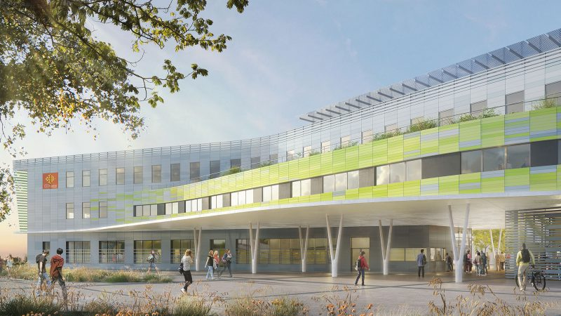Nouveau Lycée de Gignac