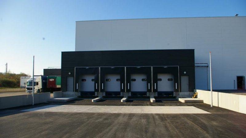 Extension restructuration des entrepôts Beldis à Belmont Tramonet