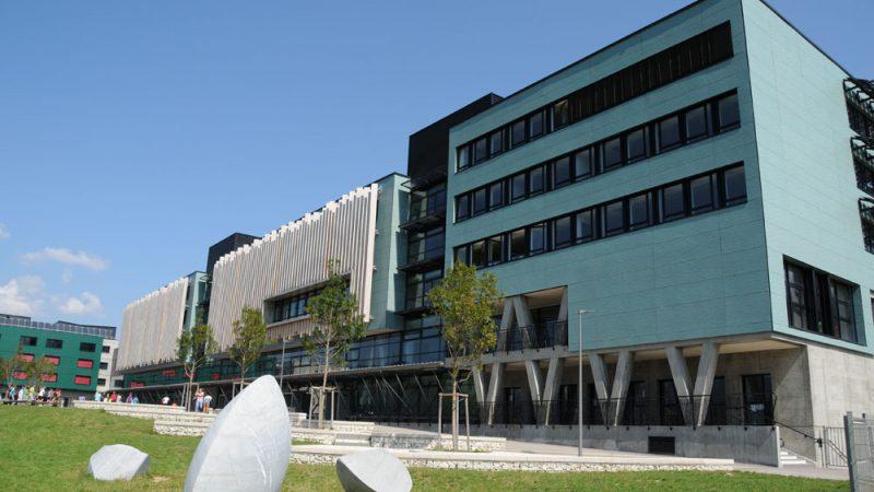 Reconstruction de la cité scolaire Jean Prévost à Villard de Lans