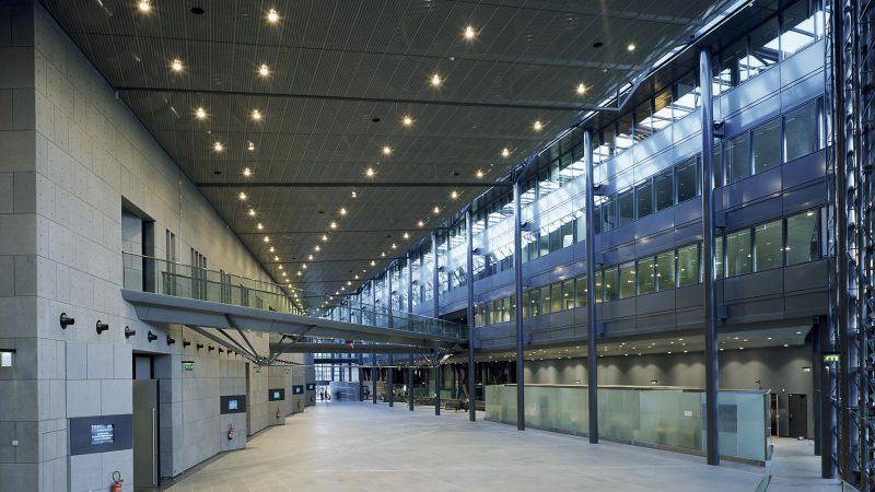 Construction du nouveau palais de justice de Grenoble