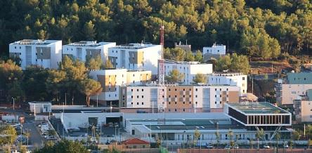 CONSTRUCTION DU GROUPEMENT DE GENDARMERIE DÉPARTEMENTALE LA VALETTE DU VAR
